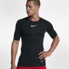 1Nike Pro Men's Short Sleeve Training Top 838092-010