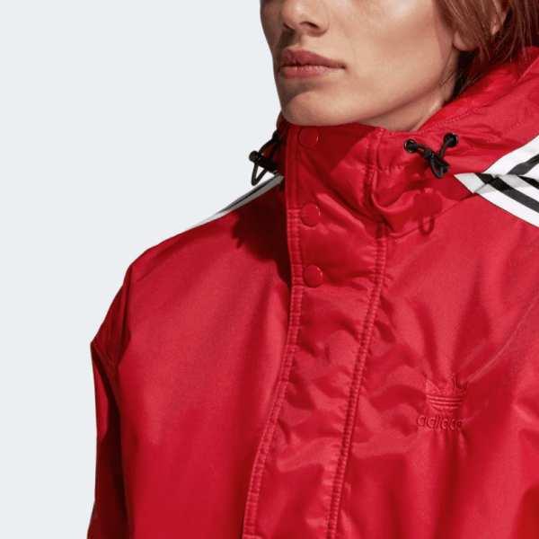 5adidas SST Stadion Jacket Real Red DH4570