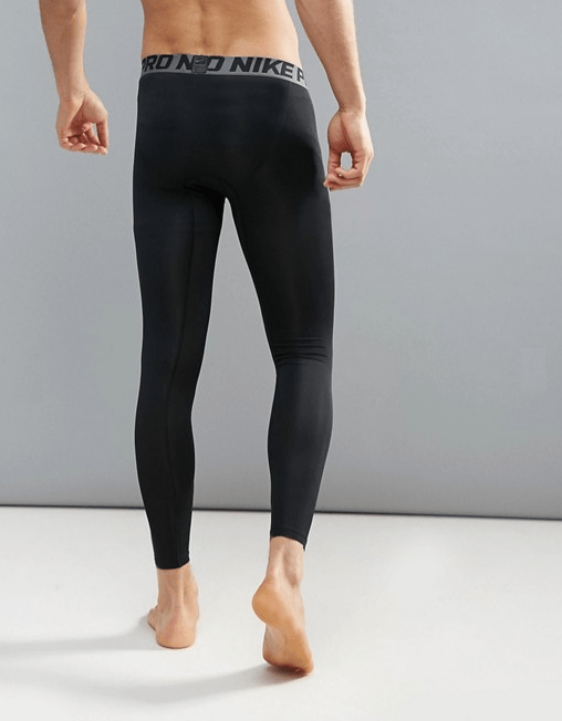 2 Nike Training Compression Tight In Black 703098-010