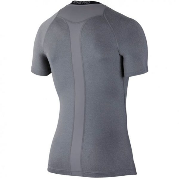 2Nike Pro Cool Short Sleeve Training Top Gray 703094-021