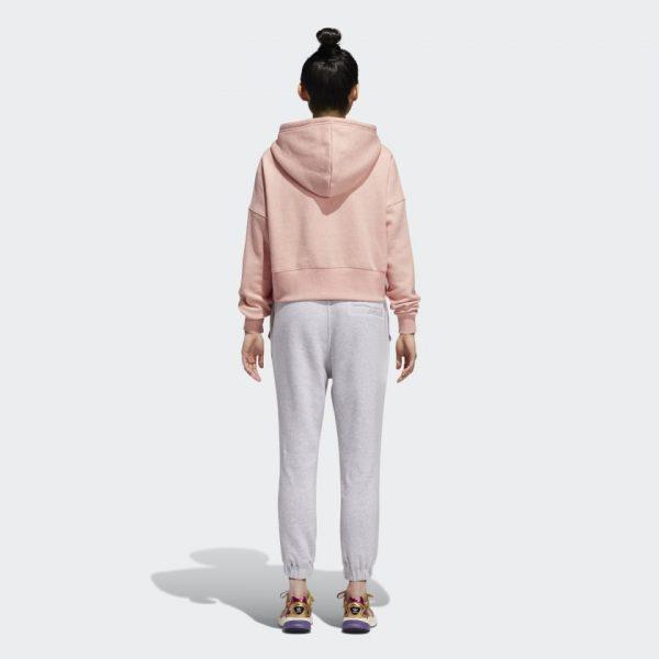 Coeeze_Cropped_Hoodie_Pink_DU2353_23_hover_model